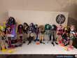 Vends lot de 13 poupées Monster High Jeux / jouets