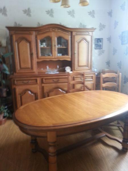 Vends salle manger acajou meubles for Salle a manger acajou
