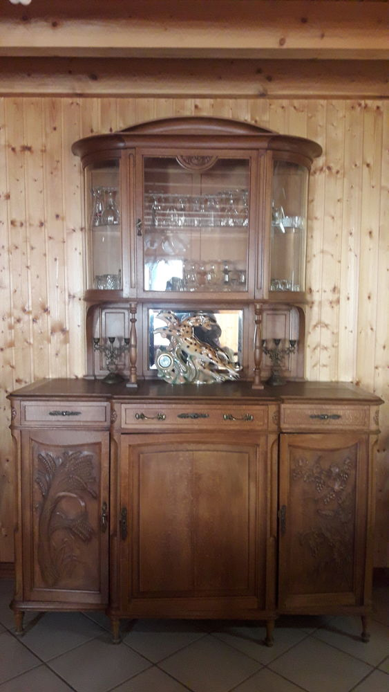 vends salle a manger ancienne meubles