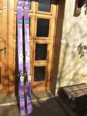 Vends Skis de piste Dynamic, L: 1.80 M, Fixations: Tyrolia 60 Morestel (38)