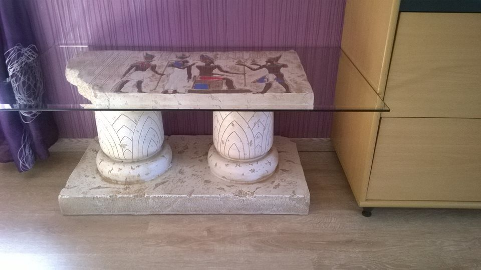 vends table basse  80 Ronno (69)