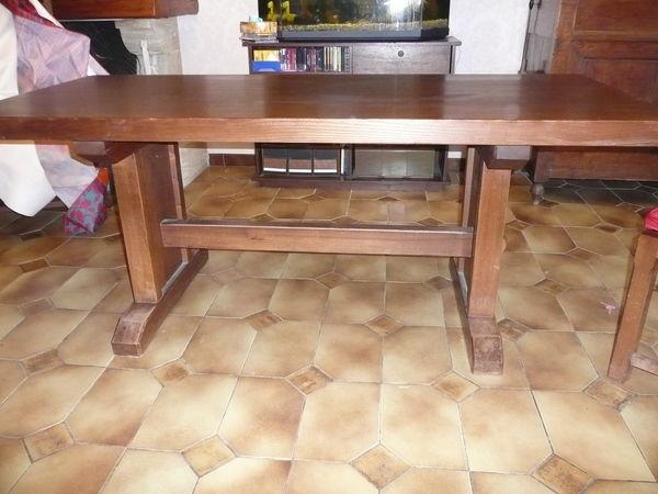 Achetez je vends ma table de occasion annonce vente for Chateau d ax table de salle a manger