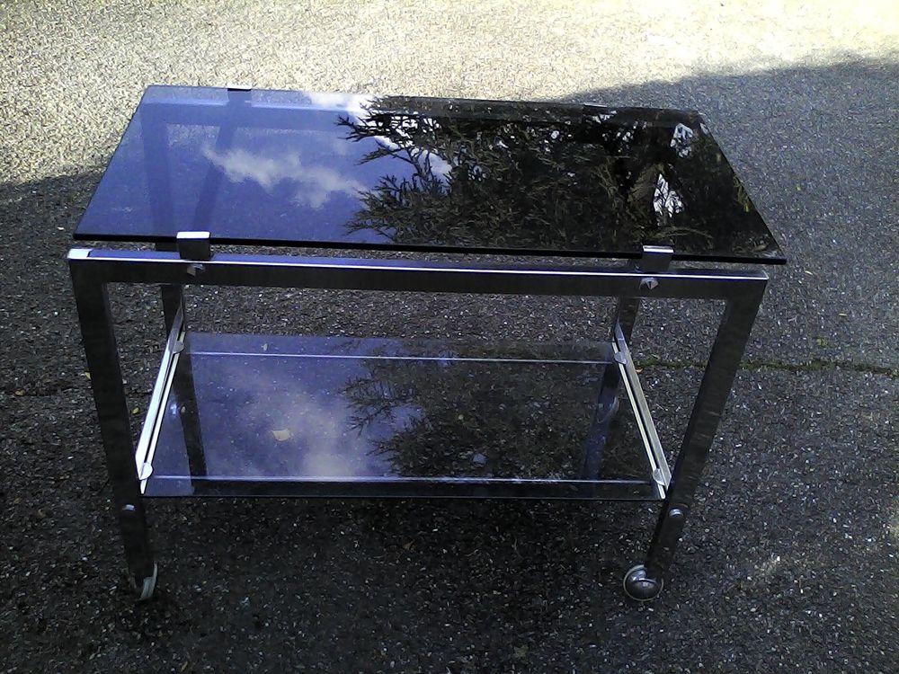 Achetez vends table t l occasion annonce vente for Table tele en verre