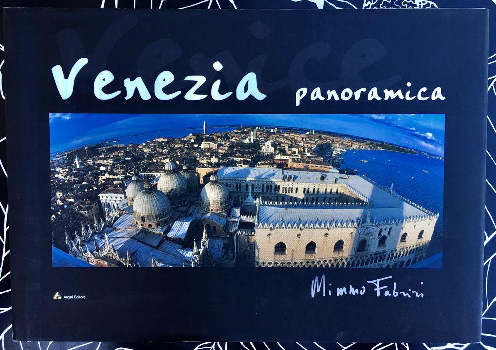 Venezia panoramica par Mimmo Fabrizi,Beau livre d'art neuf Livres et BD