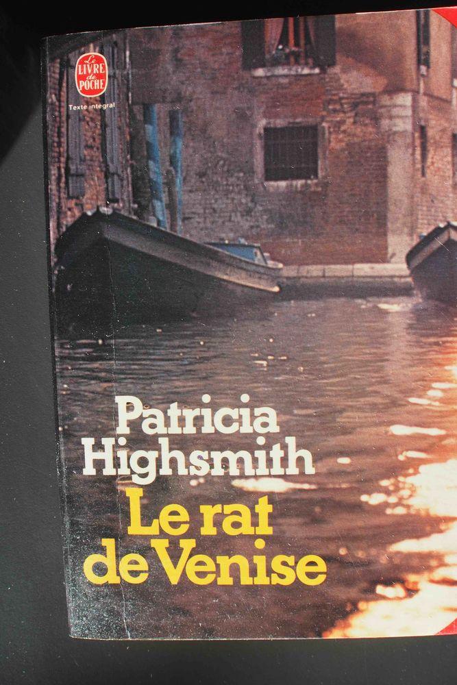 Le rat de Venise - Patricia Highsmith, 2 Rennes (35)