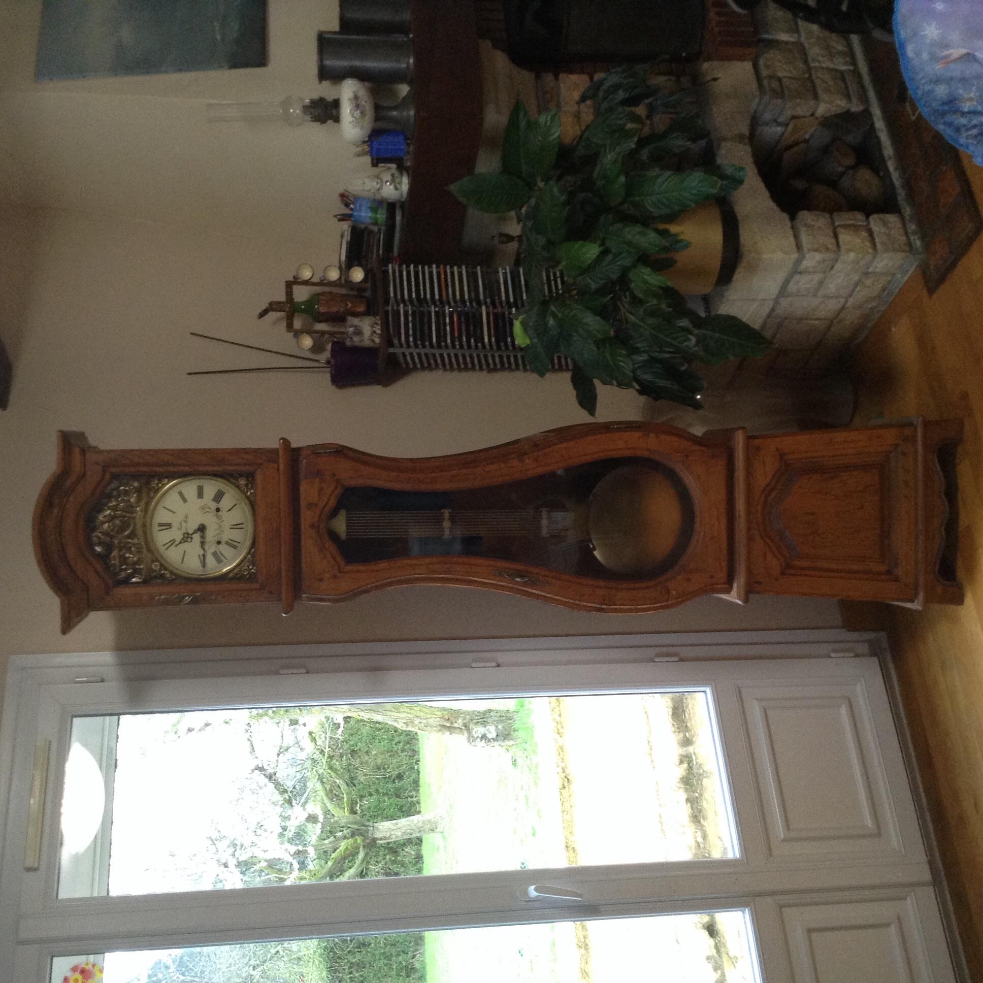 horloges comtoises occasion annonces achat et vente de. Black Bedroom Furniture Sets. Home Design Ideas