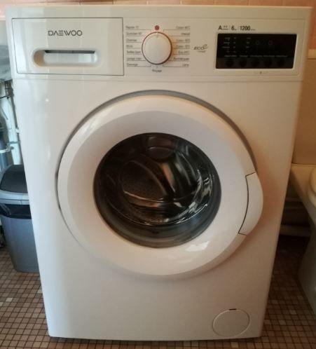 Vente lave-linge Daewoo 6kg 130 Saint-Michel-sur-Orge (91)
