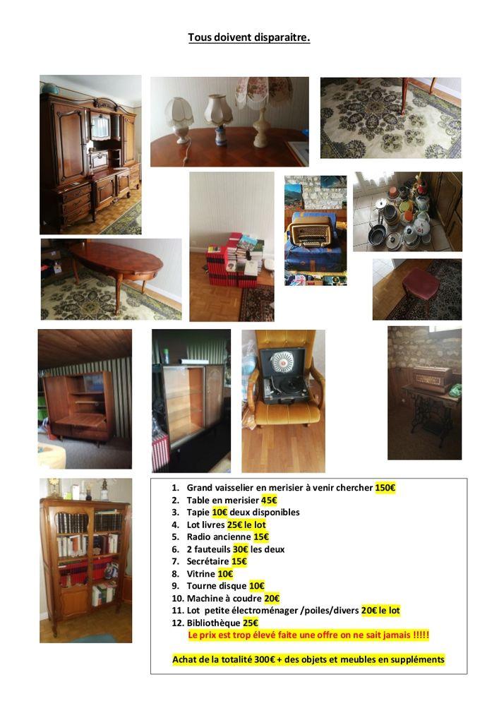 Meubles occasion à Bourges (18), annonces achat et vente de meubles ...