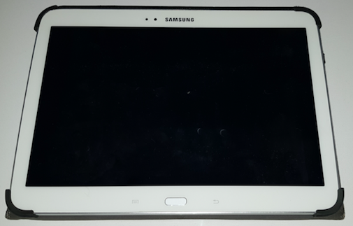 Vente d'une tablette Samsung  145 Luxembourg (75)