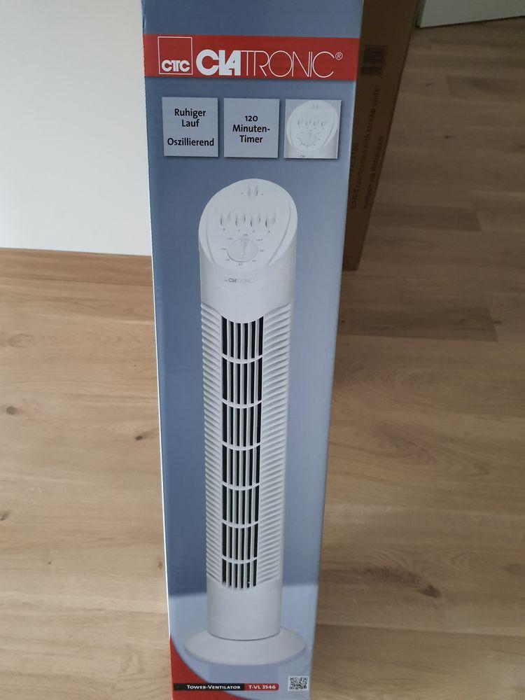 Ventilateur colonne neuf Electroménager