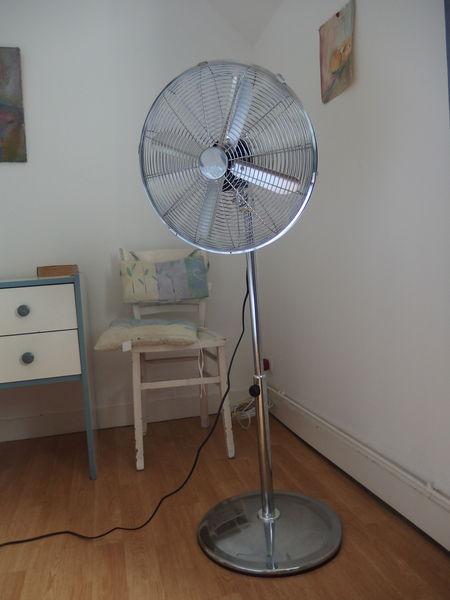 Achetez Ventilateur Sur Pied Quasi Neuf Annonce Vente