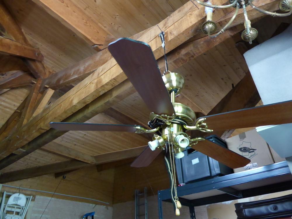 Ventilateur de plafond et lustre 0 Villenave-d'Ornon (33)