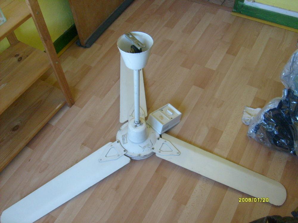 ventilateur plafonnier 60 Aubervilliers (93)