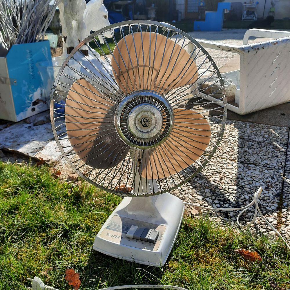 ventilateur rotatif très bon etat  plusieurs vitesse 25 Caugé (27)