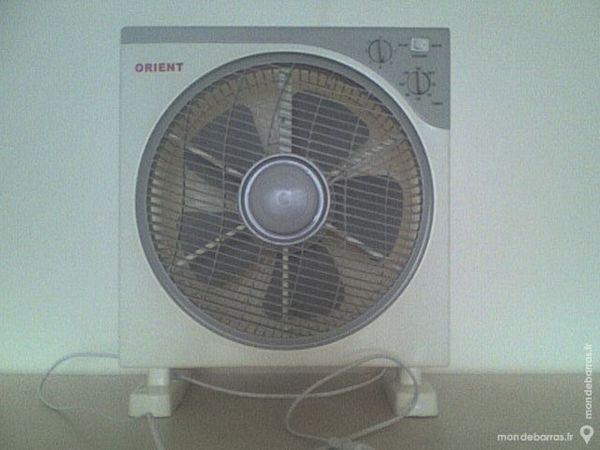 Ventilateur soufflant 30 Livry-Gargan (93)