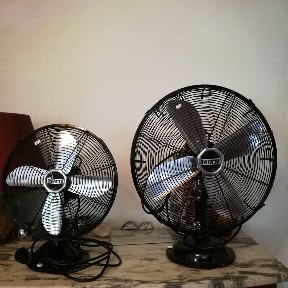 2 Ventilateurs CINNI Vintage National Winder 70 Saint-Christol (34)