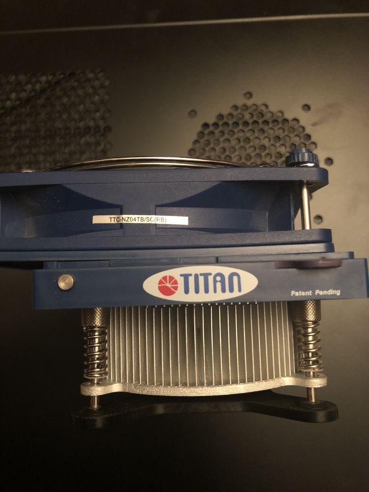 Ventirad processeur titan siberia cpu cooler ttc-nz04tb 30 Fontenay-le-Fleury (78)