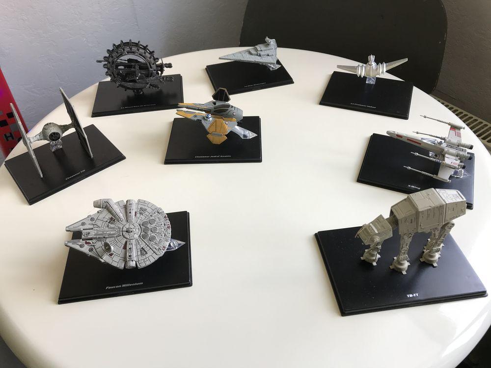 a ventre figurines vaisseaux star Wars 50 Metz (57)