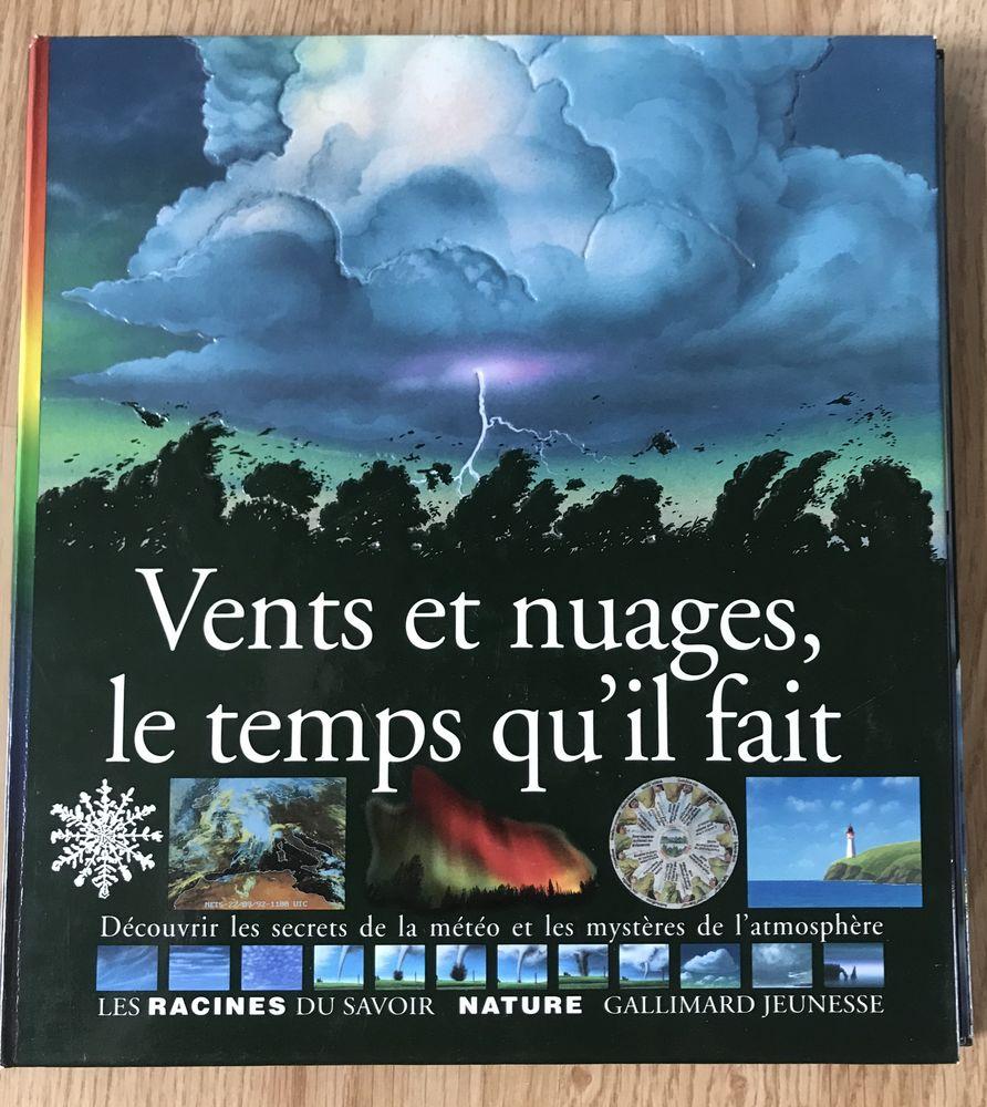 Vents et nuages, le temps qu'il fait  Editions Gallimard 6 Saâcy-sur-Marne (77)