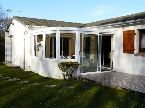 veranda d'angle