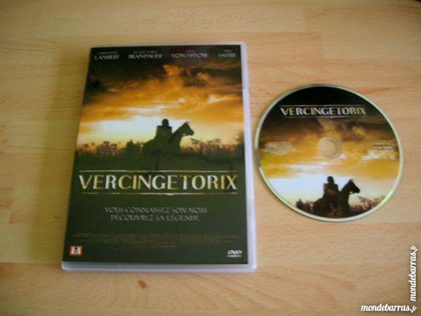 DVD VERCINGETORIX - Christophe Lambert 6 Nantes (44)