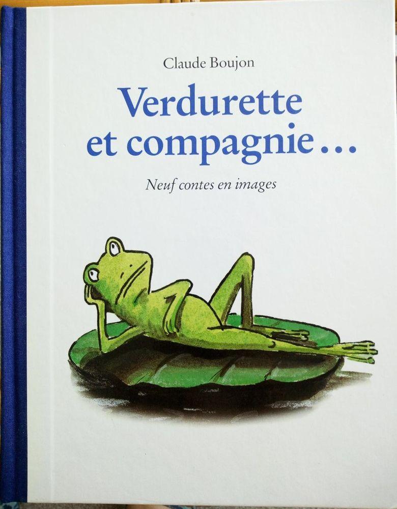 Verdurette et Cie ? Claude Boujon 15 Geispolsheim (67)