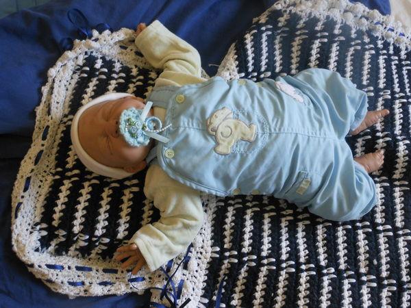 véritable bébé reborn 130 Pleurtuit (35)