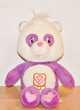 Véritable Bisounours Care bears. Violet. 23 cm x 12 cm.