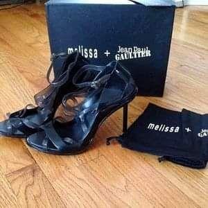 Véritable Escarpins Sandales Melissa Jean Paul Gaultier Chaussures