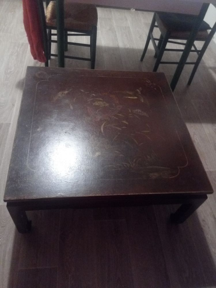 véritable Table chinoise  99 Annecy (74)