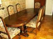véritable table monastère 1200 Antibes (06)