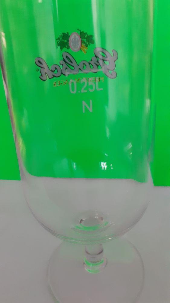 Un verre à bière  Grolsch  4 Lamotte-Beuvron (41)
