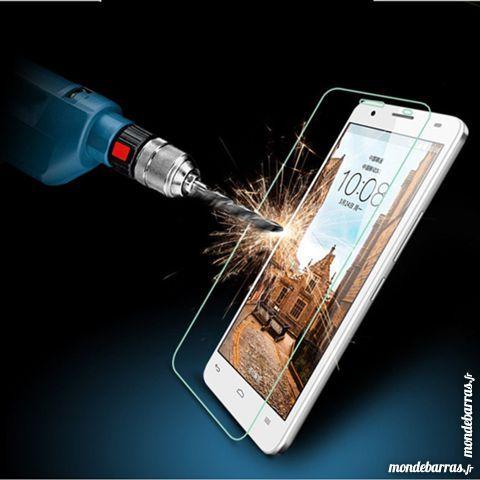 Verre blindé écran Téléphone Smartphone Tablette 10 Guéret (23)