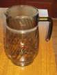 pot à eau verre fumé marron Mérignies (59)