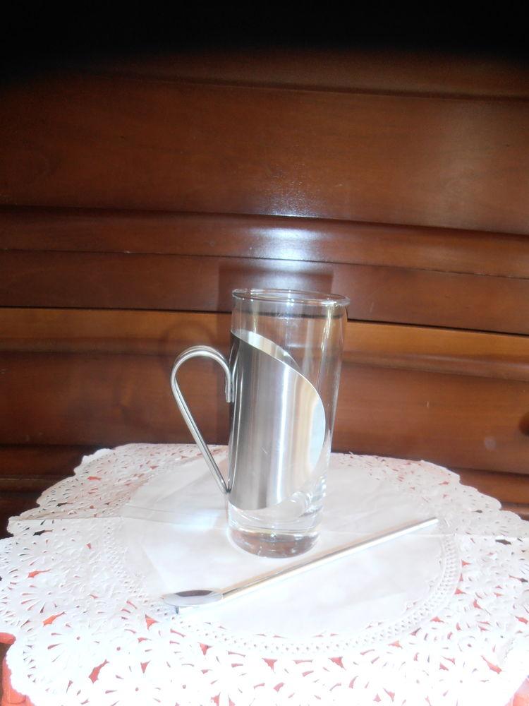 Verre à thé + mélangeur 5 Tours (37)