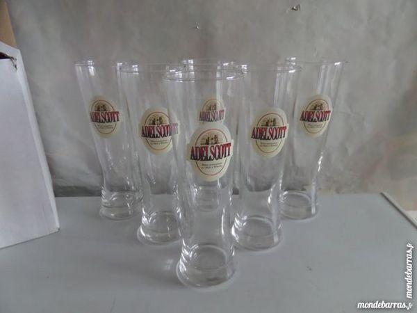 verres de bière  ADELSCOTT 15 Lyon 8 (69)
