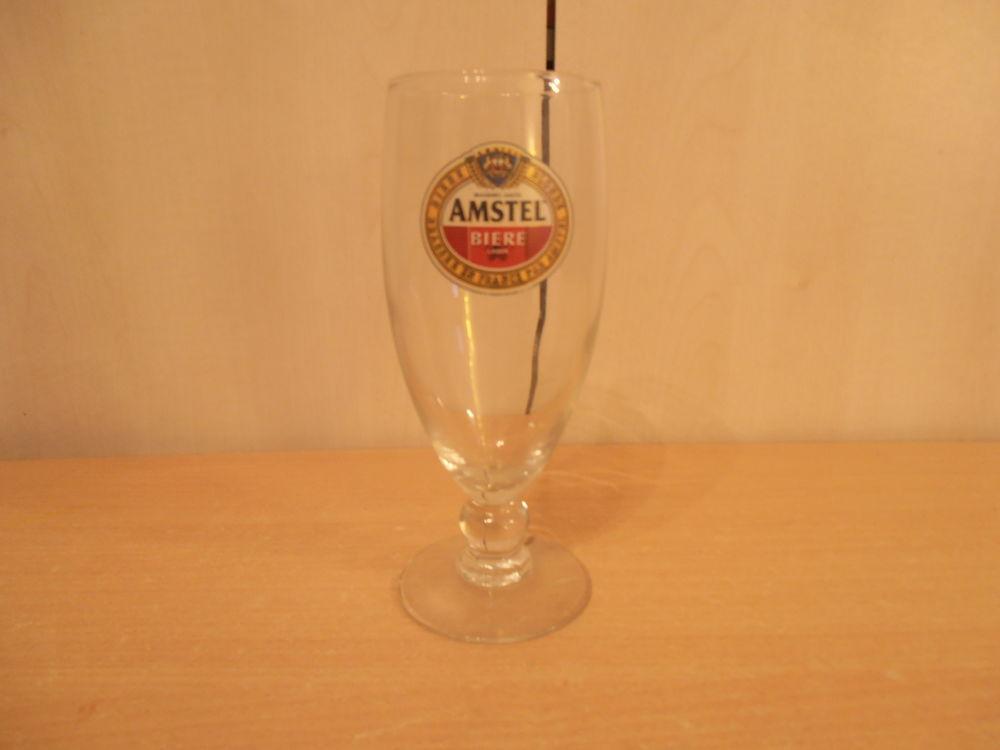 6 Verres a biere amstel  10 Rethel (08)