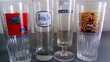 Lot de verres à bière de collection 0 Marmande (47)