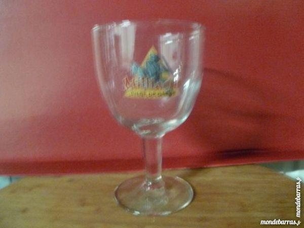 T33: 6 verres à bière MILLIACUS en 25 cl 9 Vauréal (95)