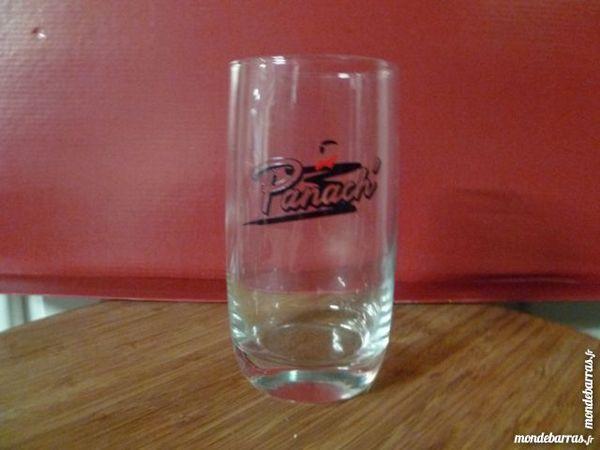 T33: 6 verres à bière panachée PANACH' 7 Vauréal (95)