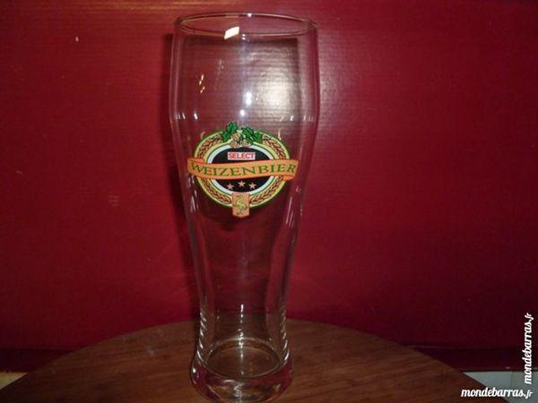 T33: 6 verres à bière VEIZENBIER en 50 cl 12 Vauréal (95)