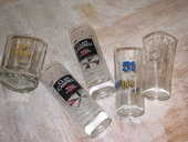 Lot de verres BAR BISTRO WHISKY PASTIS 51 RICARD PERNOD art  5 Marseille 13 (13)