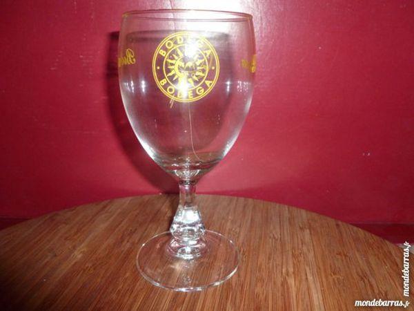 T33: 6 verres BODEGA/Pied 8 Vauréal (95)