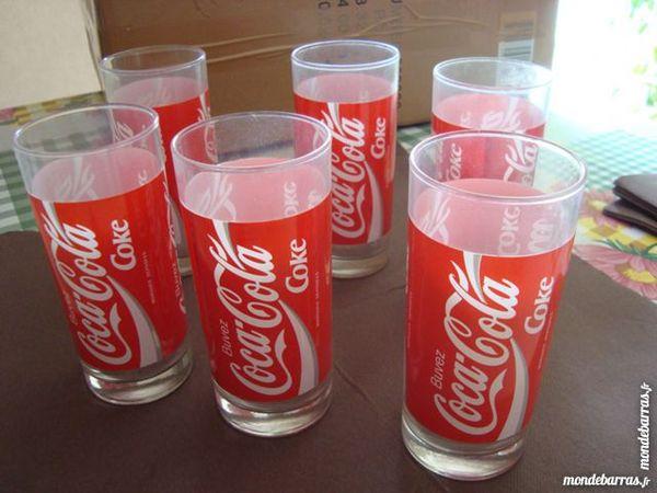 5 verres coca cola 4 Villevêque (49)
