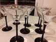 8 verres à cocktail Brignais (69)