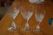 verres cristal 150 Asnières-sur-Seine (92)