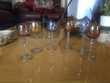 Verres à digestif Murano Décoration