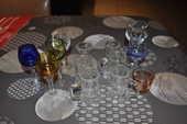 Lot de 13 verres à digestifs 5 Perreuil (71)
