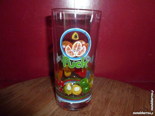 TR: 6 verres à jus de fruits PUCK 8 Vauréal (95)