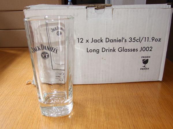 Verres Jack Daniel's 15 Nantes (44)